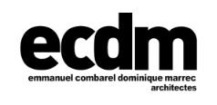 Emmanuel  Combarel  Dominique Marrec  Architectes