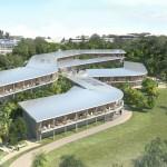 Ehpad à Nouméa - Lauréat en cours d'étude - Chabanne et Partenaires