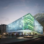 Centre Culturel de Chamonix - Lauréat en étude - Chabanne et Partenaires